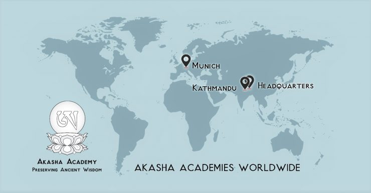 Akasha Academy Locations